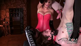 FemdomEmpire - Forced To Swallow